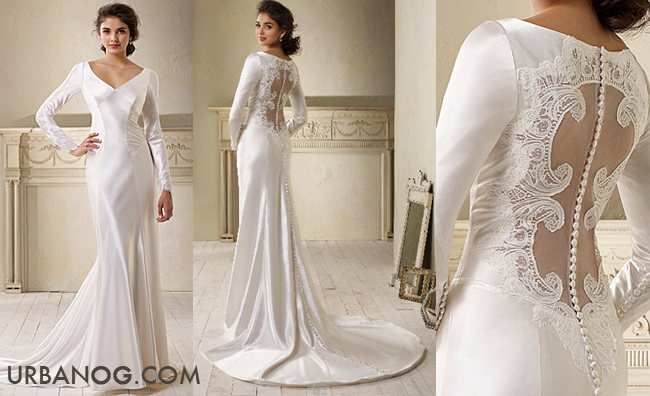 UrbanOG Blog Bellas Twilight Wedding Dress Is Now
