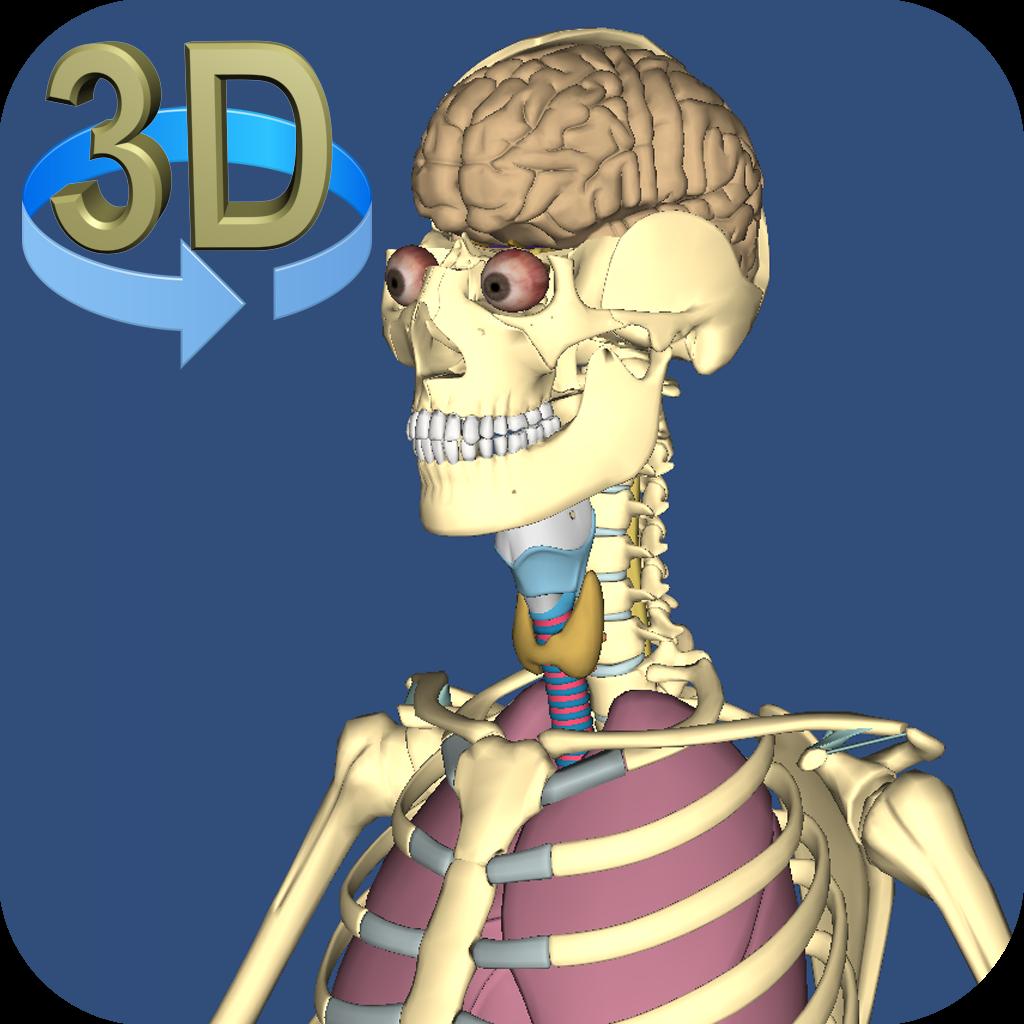 3D Anatomy Apk Full | Zone Android Apk