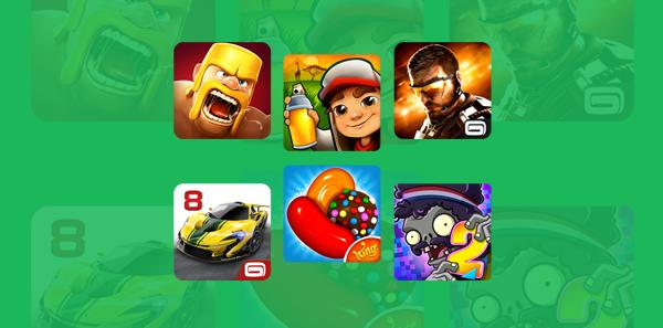 Game Android Populer Paling Banyak Didownload