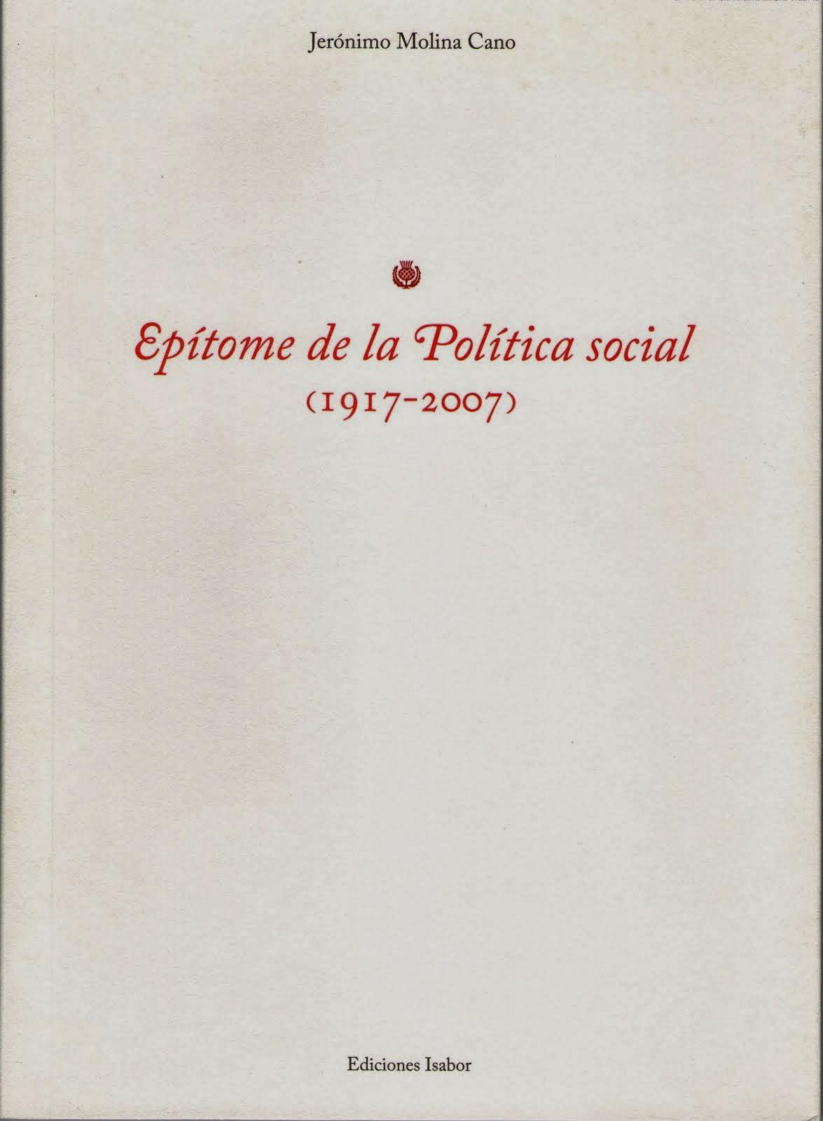 Epítome de la Política social