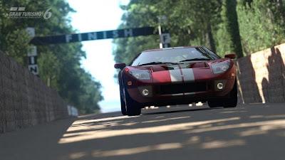 GT6 Goodwood Hillclimb