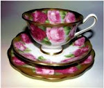 Bone China from England & Germany