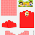 Snow White: Free Printable Candy Packages Support.
