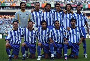 CAMPEÃO NACIONAL E TAÇA UEFA 2002/2003