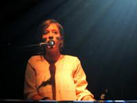 Anna Aaron en concert à Paris