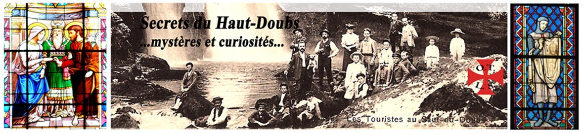 Secrets du haut doubs