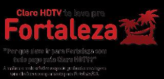 """Concurso Cultural """"Claro HDTV te leva para Fortaleza"""""""
