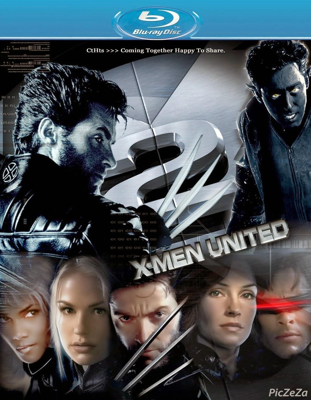 X-Men 2 (2003) : ศึกมนุษย์พลังเหนือโลก