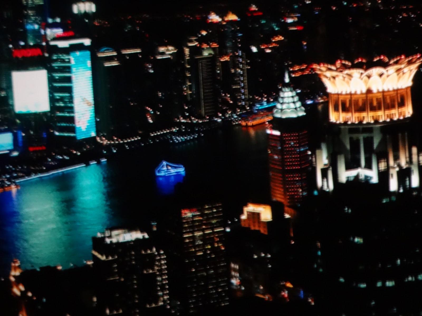 Shanghai Skyfall