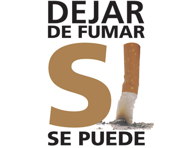 cinco frases para dejar de fumar