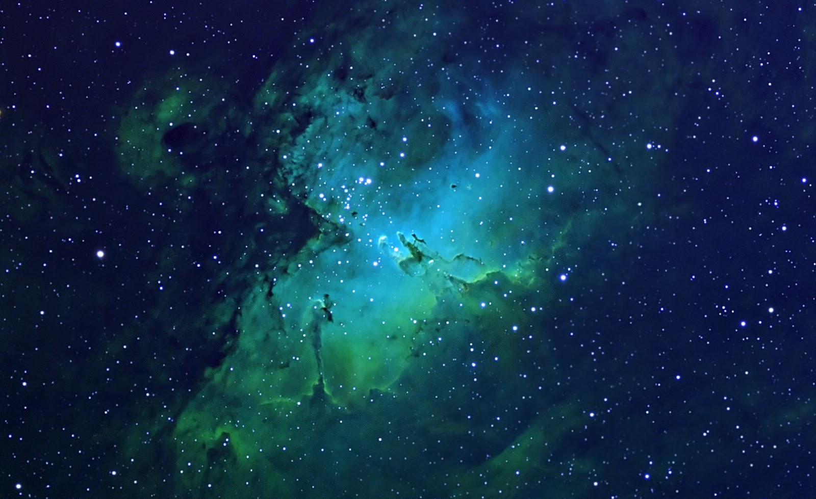 eagle nebula - wallpaper hd (2) | earth blog