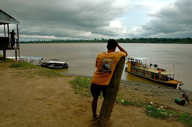 Amazonía por Hachero