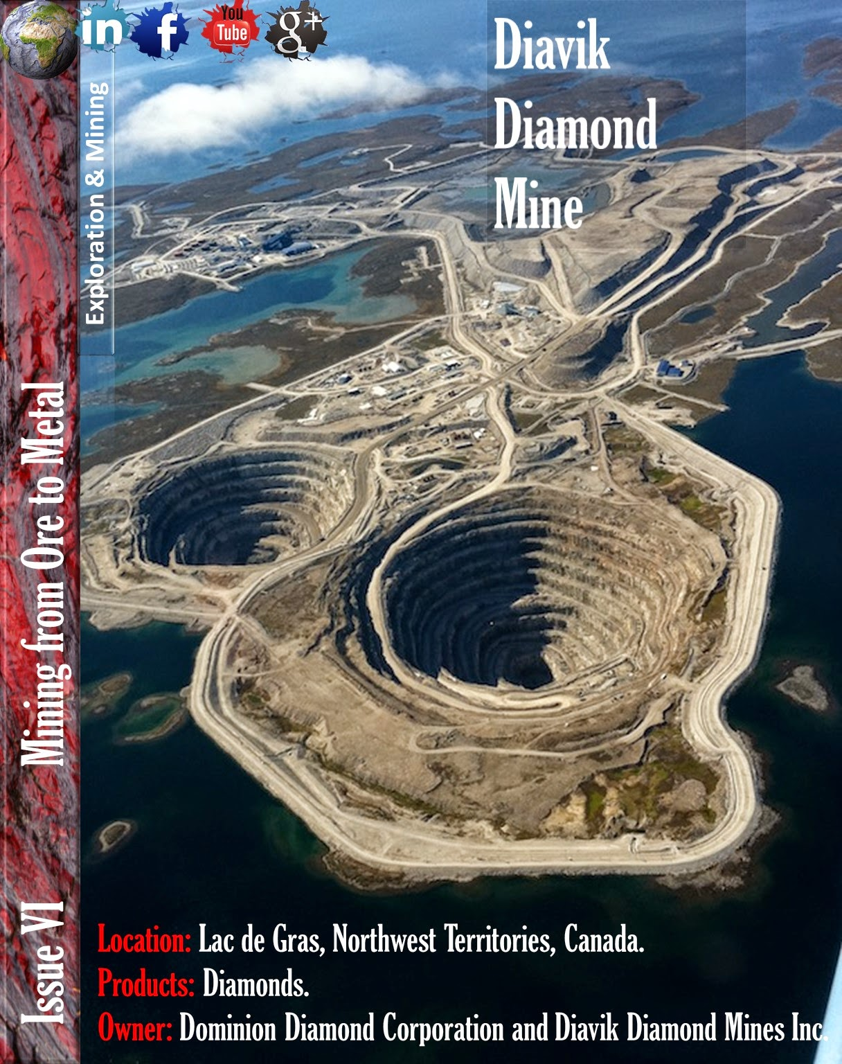 diamond in the data mine Diamond has many unequaled qualities and is very unique among minerals it is  the  the surrounding area also contains many productive diamond mines.
