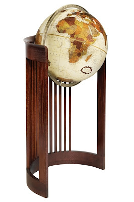 Barrel Globe 16-inch