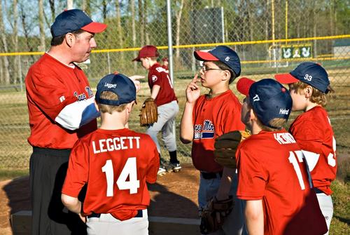 Coach de béisbol