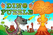 """""""Gra dla dzieci Dino Puzzle"""""""
