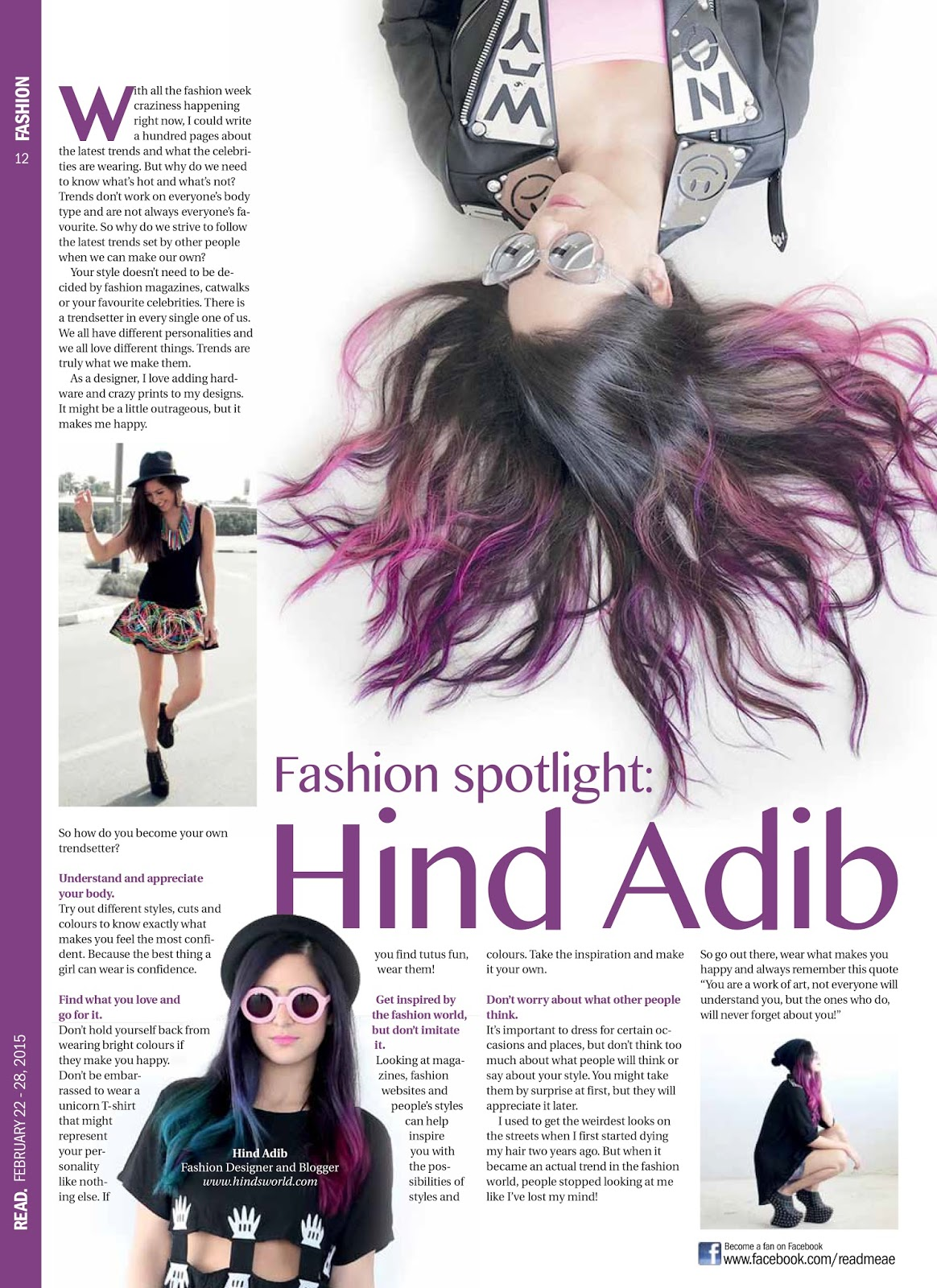 Feature how to make your own trends hinds world thank you read magazine solutioingenieria Images