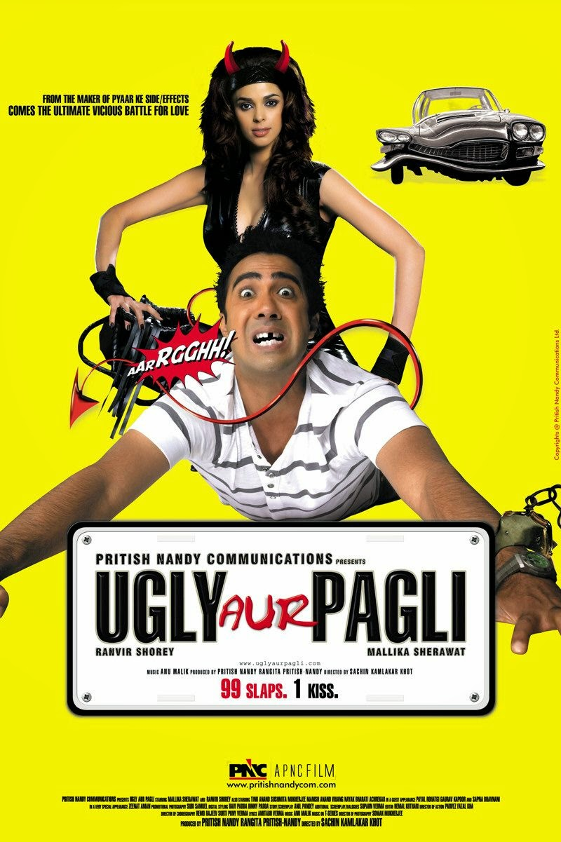 Ugly aur pagli sex scene
