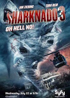 Sharknado 3 Oh Hell No! (2015) Bluray Movie  Free Download