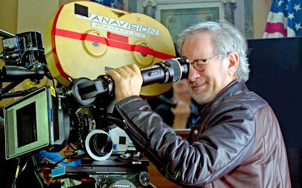 Spielberg filma nueva película