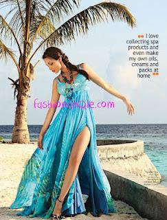 Malaika Arora Hot Photo shoot for AsiaSpa