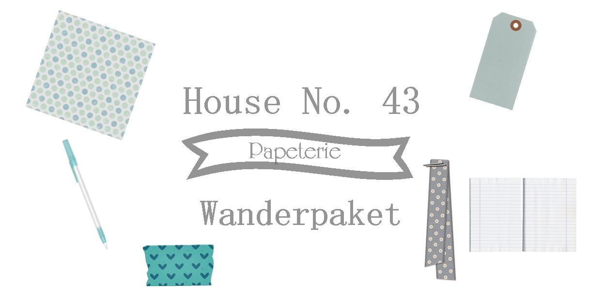 House No. 43 Wanderpaket
