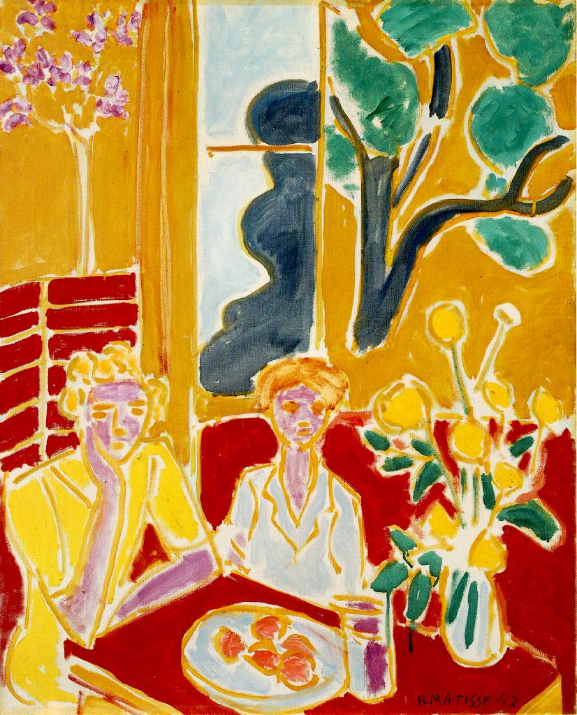 henry matisse The ultimate henri matisse site paintings & critiques by henry.