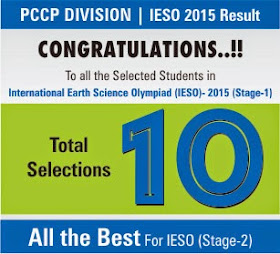 Glorious Achievement in IESO-2015