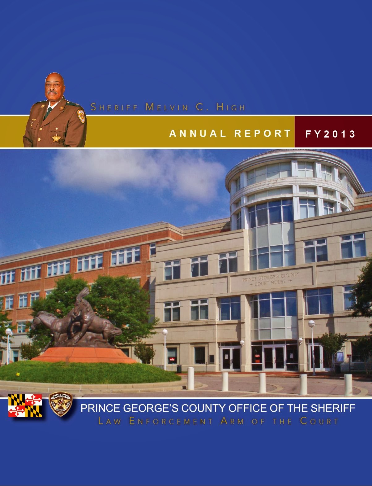 PGSO FY2013 Annual Report