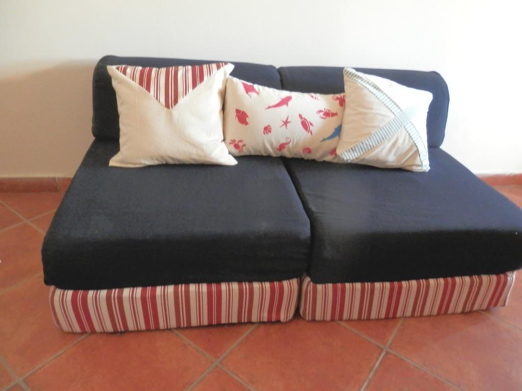 Sofa after remake