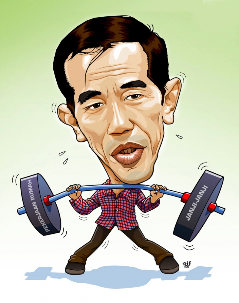 Indonesia mengenai kesiapan Gubernur DKI Jakarta Jokowi serta wakilnya ...