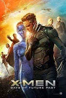 Watch X-Men : Days of Future Past (2014) Movie Online