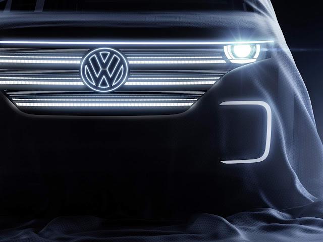 Nova VW Kombi 2017