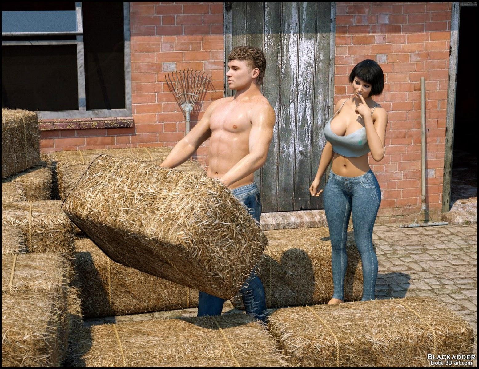 Эротика на ферме