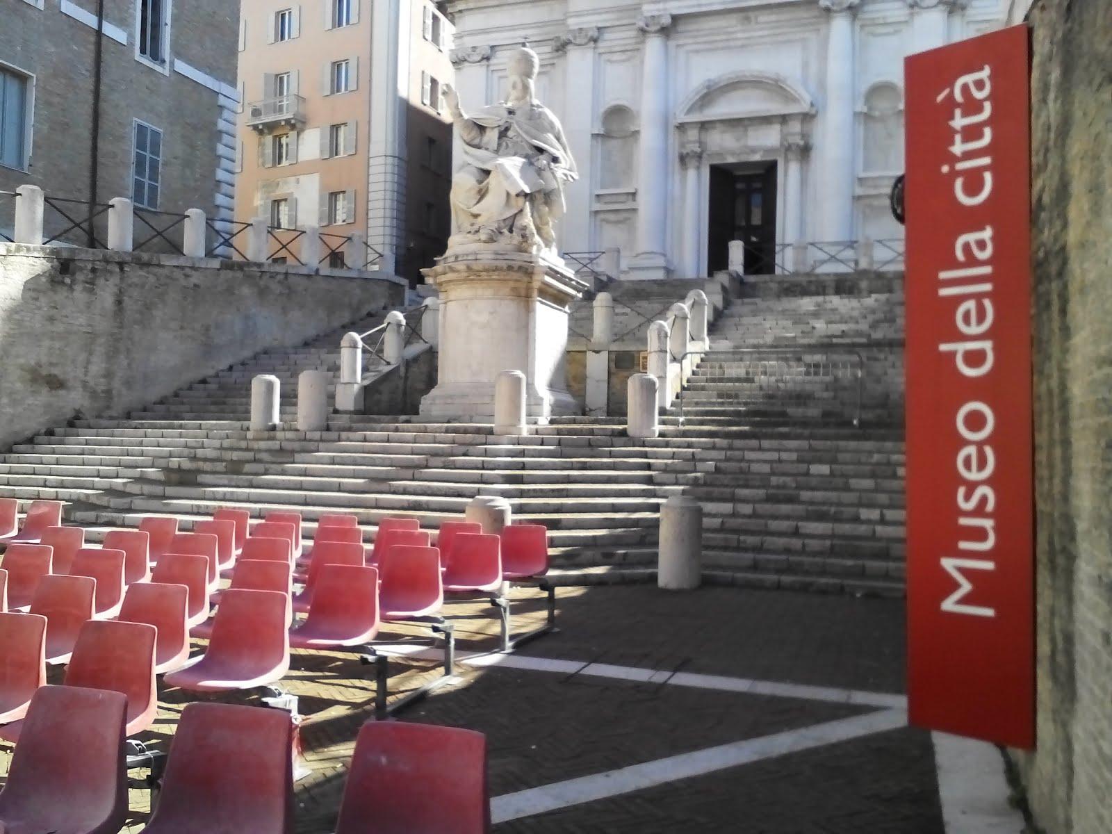 Ancona 5 novembre 2016 ore 16,30