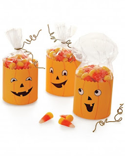 trickle treats pumpkins halloween Martha Stewart Liz and Pip Ltd