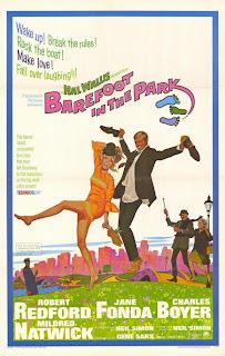 Ver online: Descalzos por el parque (Barefoot in the Park) 1967