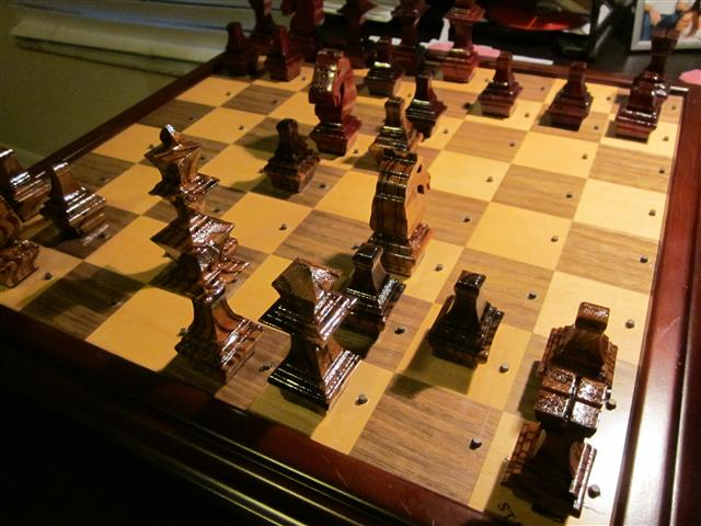 Nice Chess Boards sish - computer interfacing diy chessboards: my first sish board!