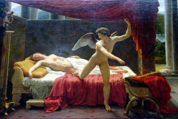 A natureza de Eros