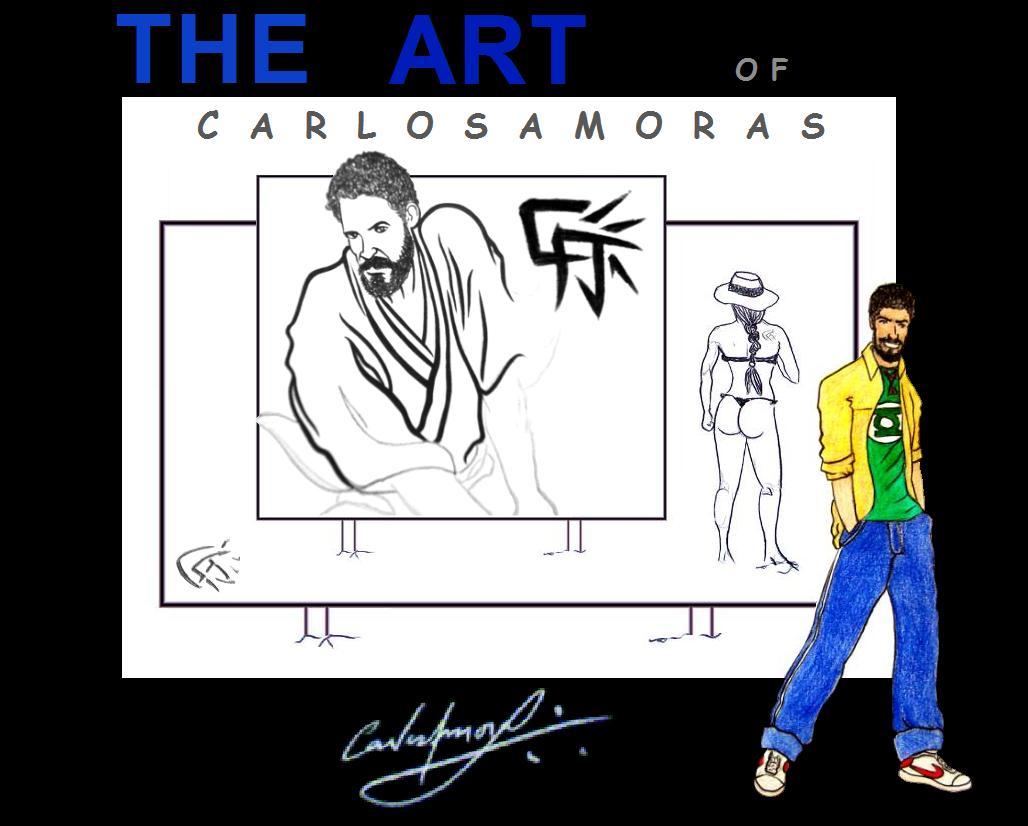 The Art of CarlosAmoras
