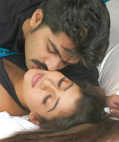 Tamil actress hot lip kiss