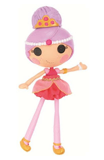 Lalaloopsy factory dolls