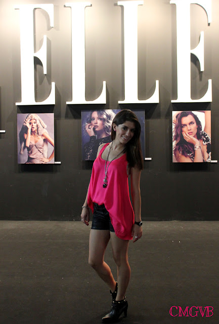 diana dazzling, fashion blogger, fashion, blog,  cmgvb, como me gusta vivir bien, MBFW, madrid, fashion week, fluor, fluor tank, Elle