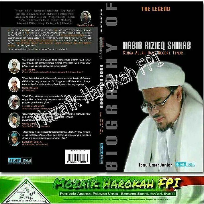 Galeri Mozaik Harokah FPI