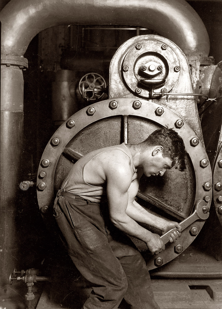 Jaffe Center For Book Arts Lewis Wickes Hine