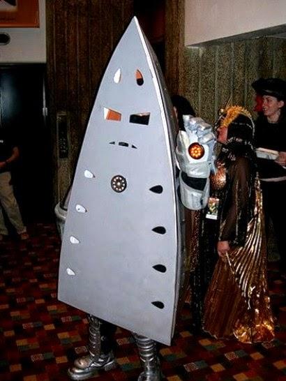 Funny Iron Man Halloween Costume