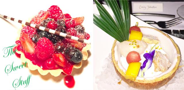 Thailand desserts