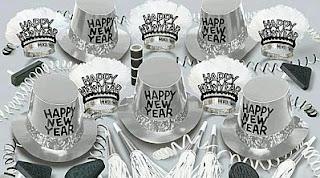 Decoración de Fiestas de Año Nuevo, Cotillón