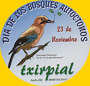 DA DE LOS BOSQUES AUTCTONOS