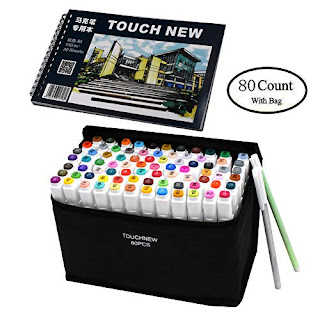 6 Pack 37218 Black Sharpie PAINT Marker Paint Water-Base Marker Extra Bold